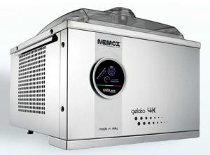 Ice cream maker nemox 4K